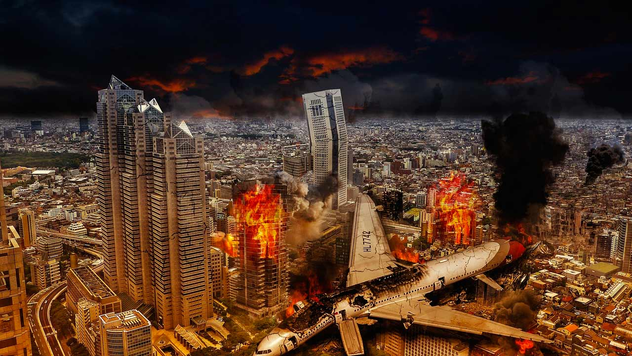 Catastrophe Vendredi 13